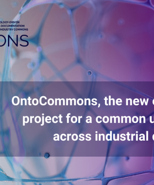 Press Release - OntoCommons